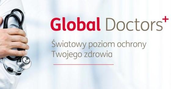 Global Doctors, zapewnia najwyższy standard ochrony